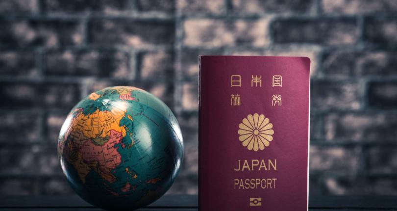 日本護照成為全球最好用的護照