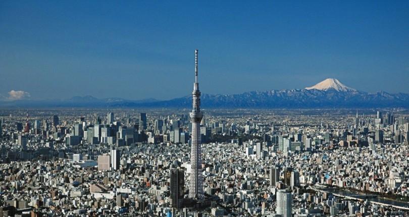 世界最高塔 — 日本「天空樹」